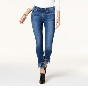 Joes Jeans Extreme Fray Icon Ankle